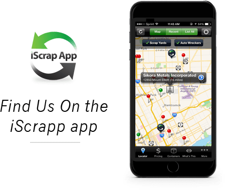 Iscrap App