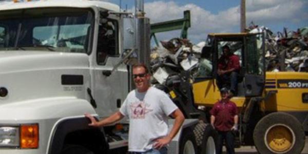 Sikora Metals Owner Kevin Goldberg